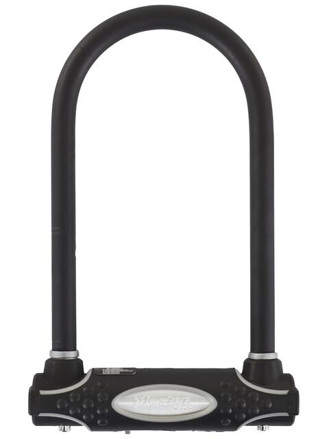 Masterlock 8195 Bügelschloss 13 mm x 210 mm x 110 mm schwarz